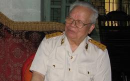 Thượng tướng Nguyễn Nam Khánh đã ra đi theo Đại tướng
