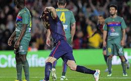 """Barcelona 1-0 Levante: Fabregas """"cứu"""" chủ nhà"""