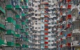 Toàn cảnh những căn hộ nhỏ bằng phòng vệ sinh ở Hong Kong