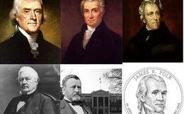6 tổng thống Mỹ sống trong nợ nần và chết vì nghèo đói