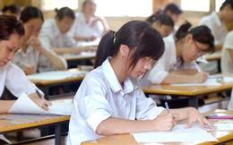 """Bộ trưởng Phạm Vũ Luận: """"Đề thi tốt nghiệp nằm nhiều ở chương trình lớp 12"""""""