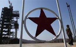 Khu thử hạt nhân Triều Tiên có động thái đáng ngờ mới