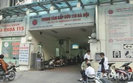 Cấp cứu 115 Hà Nội ưu tiên phòng khám hơn cấp cứu nhanh?