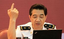 """Biển Đông: """"Võ mồm"""" khiêu khích của dàn tướng tá diều hâu Trung Quốc"""