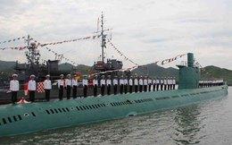 """Tàu ngầm tấn công """"khủng"""" nhất Triều Tiên đáng gờm thế nào?"""