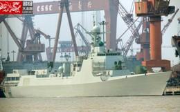 Nhận 4 tàu Type 052D, Hạm đội Nam Hải đe dọa Biển Đông
