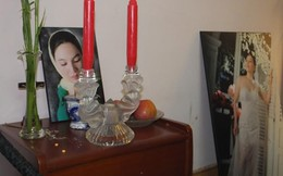 'Người đẹp xứ Thanh' lập bàn thờ cho mình trước khi tự tử