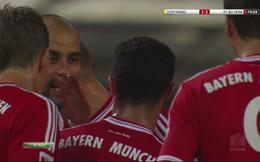 Trái lời Guardiola, Thiago lĩnh nguyên cái tát vào mặt