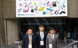 Việt Nam giành 2 huy chương bạc vật lý thế giới