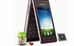 Smartphone vỏ sò đắt ngang iPhone 5