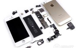 """Mổ """"bụng"""" smartphone cao cấp nhất của Apple"""