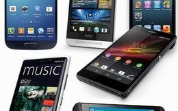 Hàng loạt smartphone cao cấp đua nhau giảm giá