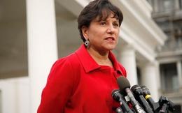 Nữ tỷ phú khách sạn làm bộ trưởng thương mại Mỹ