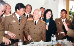 """""""Đại tướng là người chiến binh thật sự cuối cùng của Việt Nam"""""""