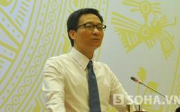 Bộ trưởng Đam nói về số lượng thứ trưởng nhiều hơn quy định