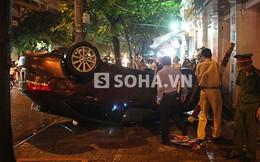 Khởi tố vụ xe điên tông liên hoàn ở ngã tư phố Huế