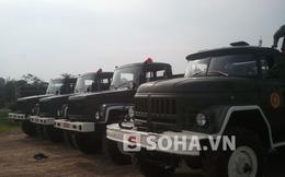 Đoàn xe đưa linh cữu Đại tướng từ sân bay về Vũng Chùa mất bao lâu?
