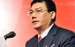 Ông Phạm Huy Hùng khóc khi rời VietinBank