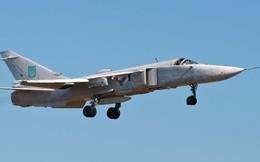 Đài Nga: Phi công Ukraine bị tóm khi định cướp Su-24 sang Nga