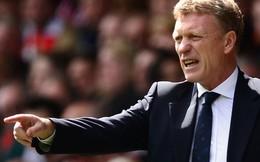 """TIN VẮN TỐI 4/1: David Moyes """"đốt"""" của Man United 220 triệu bảng"""