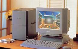 Tạm biệt Vaio: Tượng đài máy tính của Sony