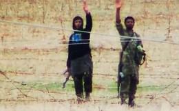 Lộ clip tố binh sĩ Thổ Nhĩ Kỳ thân mật với IS