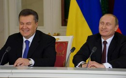 Yanukovych làm cố vấn về Ukraine cho Putin?