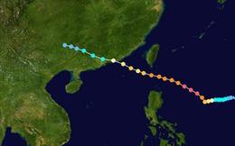 Trung Quốc đưa trái phép toàn bộ Biển Đông vào khu cảnh báo bão