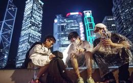 """Kết quả bất ngờ khi tìm kiếm từ """"Hồng Kông"""" trên mạng xã hội TQ"""