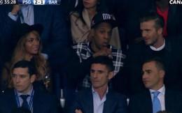 """Beckham và cặp """"sao bự"""" Mỹ tới dự khán PSG vs Barca"""