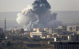 IS đánh phá dữ dội ở Syria và Iraq, bất chấp liên quân không kích