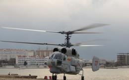 [VIDEO] Bảo đảm kỹ thuật cho trực thăng Ka-28 trên tàu Gepard
