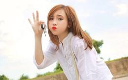 """Hot girl Thúy Kiều gây tranh cãi với """"bản tin ném đá"""""""
