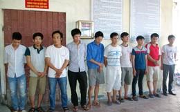 Khởi tố 16 bị can trong vụ xô xát ở Vũng Áng