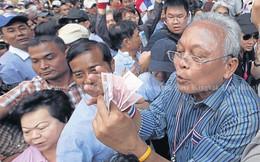 Thái Lan: Lập đội đặc nhiệm bắt thủ lĩnh biểu tình