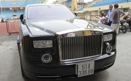 Siêu xe Phantom trị giá 40 tỷ đồng của bầu Kiên giờ ở đâu?