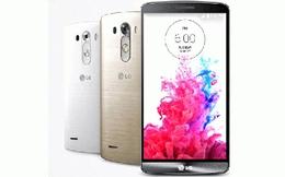 LG G3: Siêu phẩm trở về giá trị thật