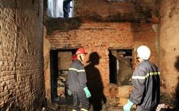 Vụ cháy chết cả nhà: Thiết kế kín, không lối thoát