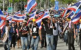 Bắt sống thủ lĩnh chủ chốt phe đối lập Thái Lan