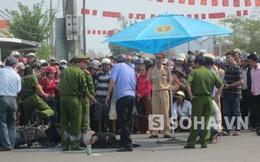 Nữ du khách nước ngoài bị xe tải cán chết thảm