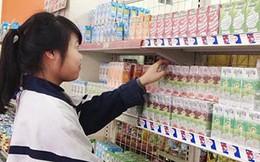 Sữa lại đua nhau tăng giá từ 1/3