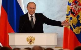 Thông điệp liên bang Nga: Đề cao tinh thần vượt qua mọi thử thách