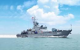 """Sức mạnh tàu pháo TT400TP """"made in Vietnam"""""""