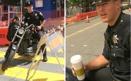 Gặp chàng cảnh sát nóng bỏng nhất thế giới