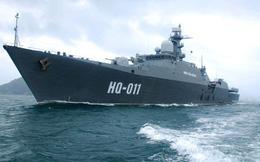 """Tàu hộ vệ tàng hình Gepard VN: Những """"vị vua"""" trên Biển Đông"""