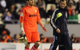 Casillas bày trò để trốn sang Arsenal