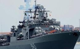 """Tìm hiểu tàu săn ngầm """"khủng"""" của Nga đang có mặt ở Cam Ranh"""