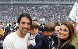 Buffon bất ngờ bỏ rơi vợ đẹp