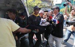 Đánh bom ở Bangkok, nhiều người bị thương