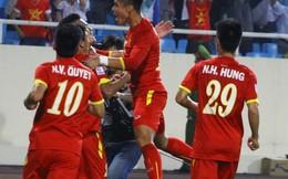 ĐT Việt Nam được thưởng nóng 1 tỉ đồng